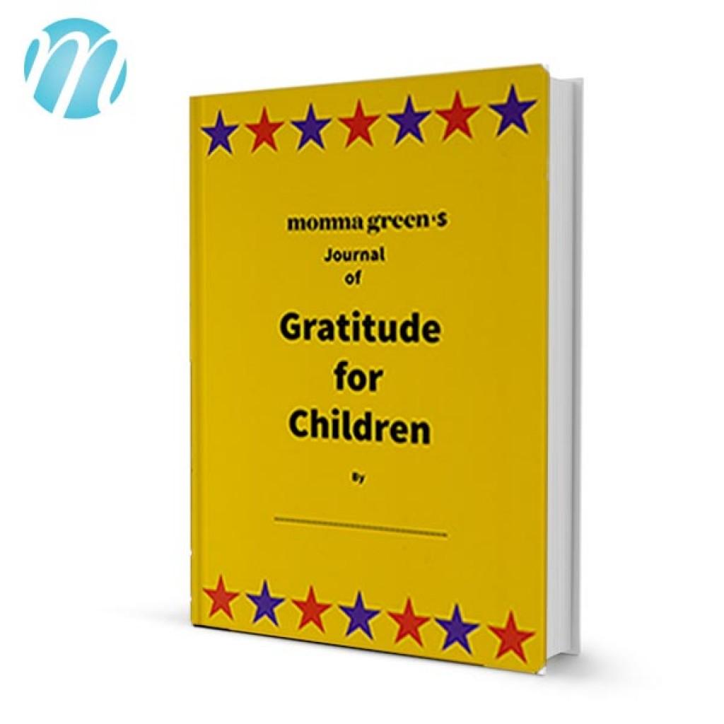 gratitude journal children